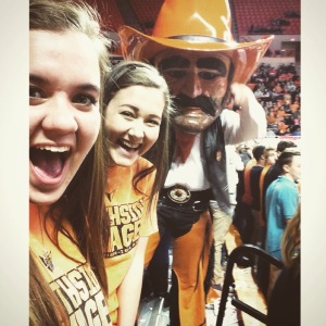 Brooke - pistol pete